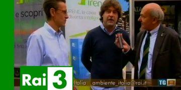 Rai3 INTERVISTA IL PRESIDENTE DI RETE IRENE MANUEL CASTOLDI