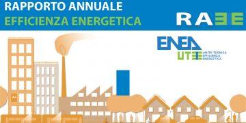 ENEA 2016: COMUNICAZIONE E INFORMAZIONE OBIETTIVI DEL RAPPORTO ANNUALE DELL'EFFICIENZA ENERGETICA