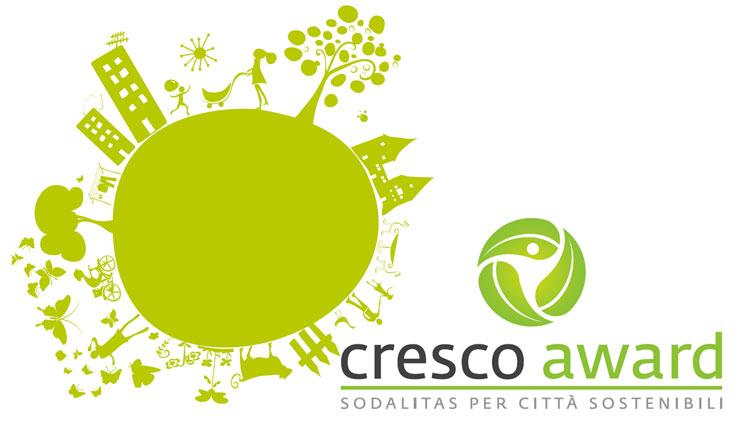 CRESCO AWARD: UN BANDO PER PREMIARE I COMUNI SOSTENIBILI