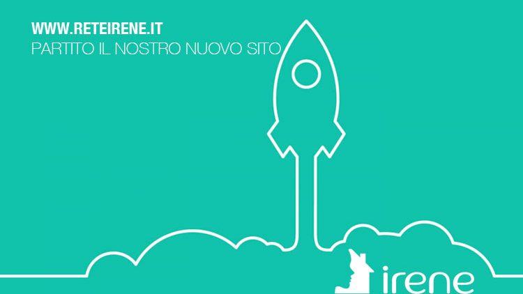 RETE IRENE E' 3.0: ONLINE IL NUOVO SITO WEB