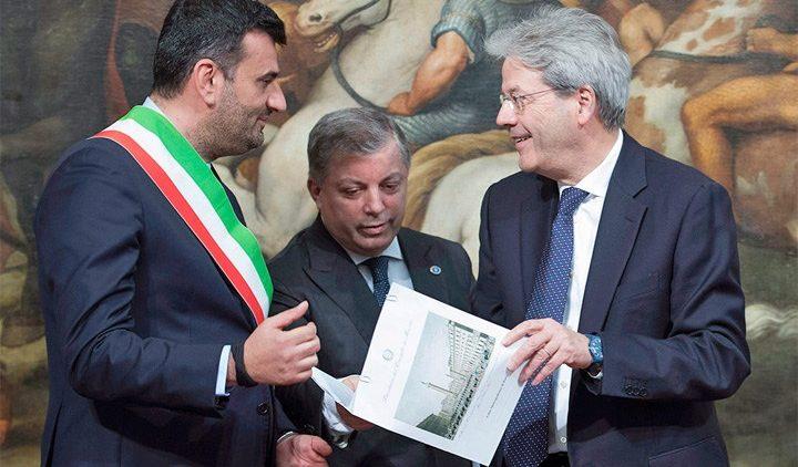 ARIA DI CAMBIAMENTO PER LE PERIFERIE DI 24 CITTA' ITALIANE