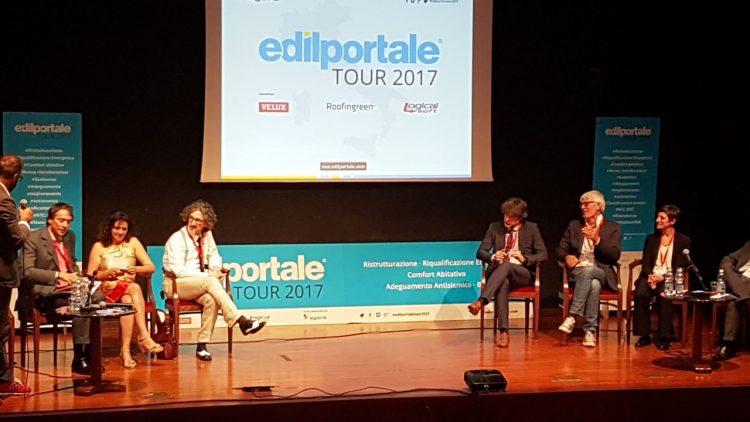 RETE IRENE RADDOPPIA CON L'EDILPORTALE TOUR: PRESENTE ANCHE ALLA TAPPA DI GENOVA