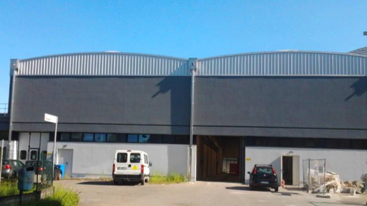 riqualificazione energetica edificio industriale