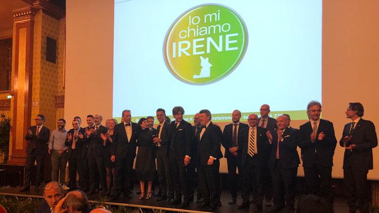 IL NETWORK RETE IRENE COMPIE SEI ANNI
