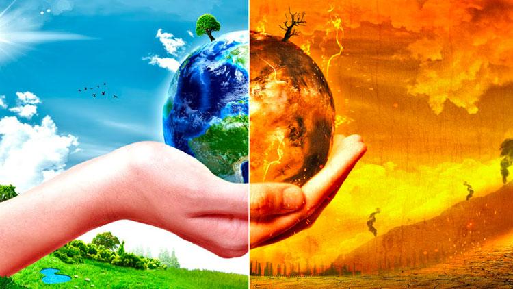 CAMBIAMENTI CLIMATICI E DISASTRI AMBIENTALI