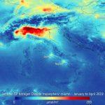 inquinamento nel bacino padano