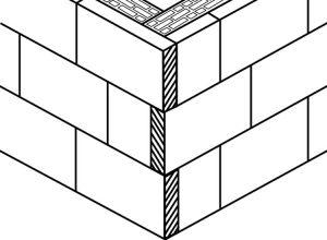 Posa del Cappotto Termico - Tecnica di gestione degli angoli esterni