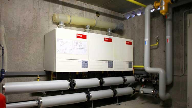 centrale termica a condensazione