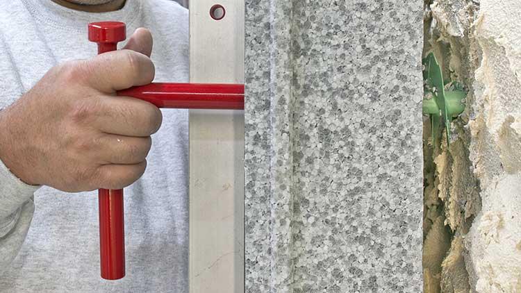 CAPPOTTO TERMICO E SUPERFICI NON PLANARI: IL SISTEMA DI FISSAGGIO RAPIDO E SICURO DI STO