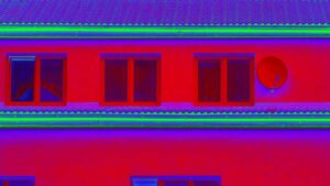 nodi critici delle facciate- termografia