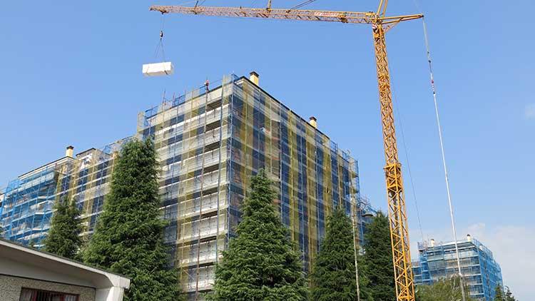 professione progettista di riqualificazione degli edifici